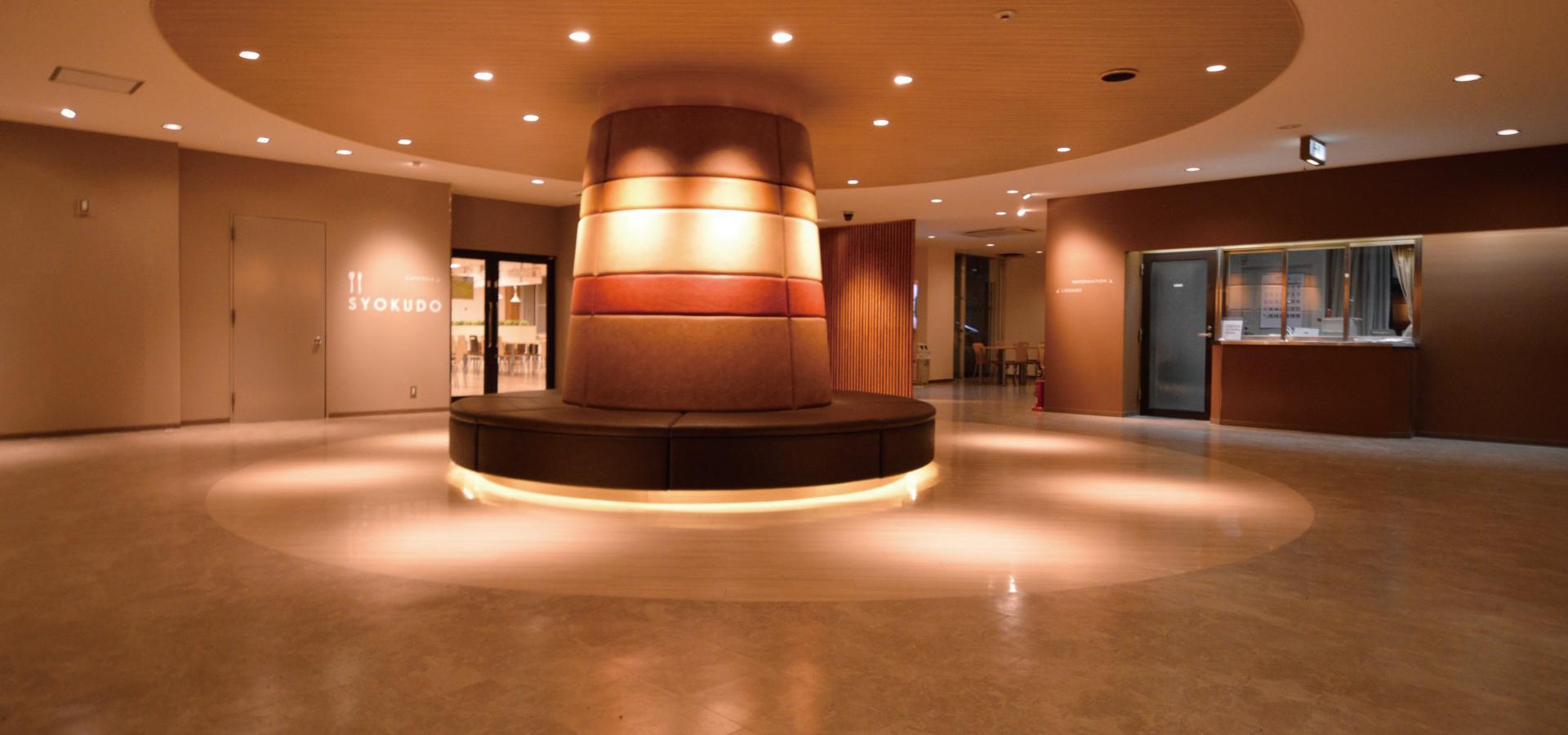 「ティーズカレッジ梅田北」開放的でおしゃれなエントランス 宅都プロパティ大阪学生向けマンション総合サイト|studentroom