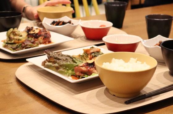 栄養バランスの整った美味しい食事をご提供