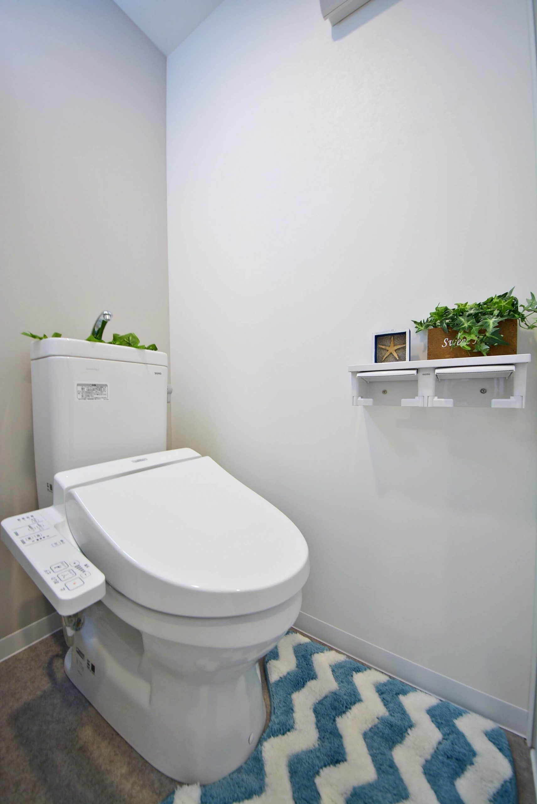 洗浄機能付き<br>温水シャワートイレ