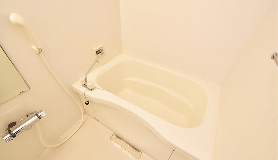 「ORCHID POINT」女子学生専用マンションの浴室(バスルーム)-Student room-