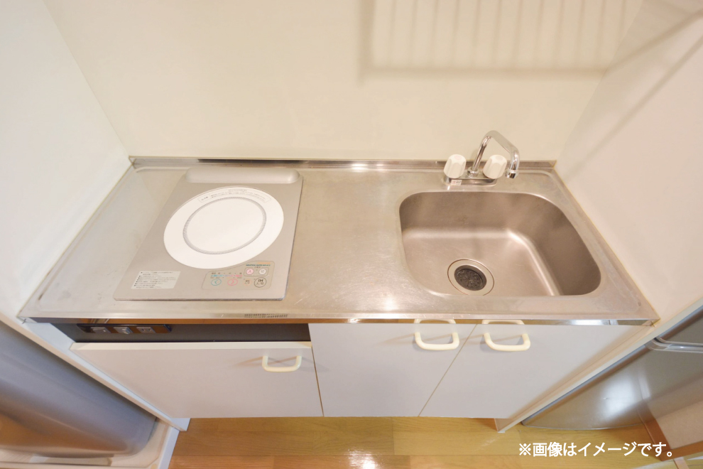 簡易キッチン<small>※画像はイメージです</small>